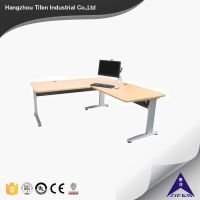 3 legs 1500N office multi-function electric adjustable desk