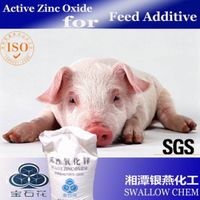 zinc oxide powder feed grade 95%