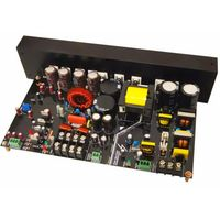 100V PA System Pro Amp Module Integrated SMPS No Output Transformer / Remote Line Control +Monitor thumbnail image