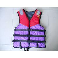 Marine life jacket work vest thumbnail image