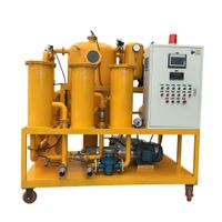 ZYD Series Double-Stage VacuumTransformer Oil Purifier thumbnail image