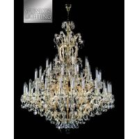 40-Light Maria Teresa Crystal Chandelier For Ballrooms
