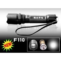 LED Flashlight (High Power, High Lumen, Cree, Aluminum)