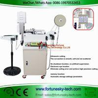 Fully Automatic Ultrasonic Label Cutting Machine thumbnail image