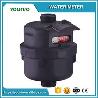 Younio Plastic Volumetric Rotary Piston Vertical Kent Water Meter