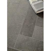 Nile grey - limestone Tiles - ( Mil Grey) - Egyptian Supplier