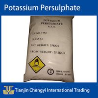 China quality potassium persulphate with CAS 7727-21-1 price thumbnail image