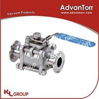 KL Group - AdvanTorr Vacuum Manual Ball Valve