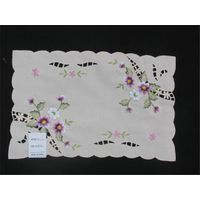 Handmade Embroidery Placemat