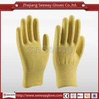 SeeWay B508-3 Level 3 Cut Protection HHPE Mixed with Nylon Welding Gloves Knitted for injury Prevent