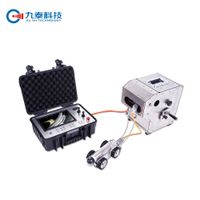 Factory Supply Pipe Inspection Crawler Robot Industrial Robot