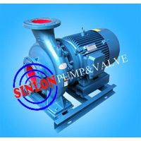 Horizontal Pipeline Pump