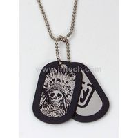 2012 Fashionable 316L wholesale stainless steel dog tag/wholesale stainless steel dog tag
