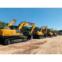 China Famous Brand Top Quality 20ton Crawler Excavators/ excavadora de cadenas
