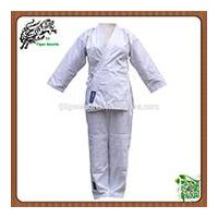 Cheap Light weight twill fabric karate uniforms for women thumbnail image