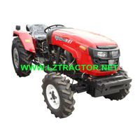 4WD&2WD By Wheel and New Condition GDLZ404 Garden Tractor thumbnail image