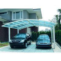 steel structure carport/garage