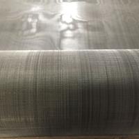 8 mesh Permeability resistance cr20ni80 nichrome mesh. Nichrome 2080 Ni/Cr 100 200 Micron Wire Mesh