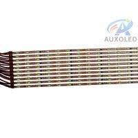 2.5mm DC12V 2.88W Flexible LED Strip Bar Cabinet Light with Metal Back for Enhancement thumbnail image