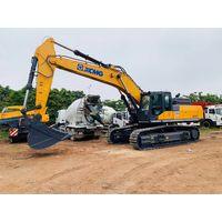 XE470D hydraulic excavator