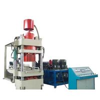 hydraulic brick making machine of 500 type
