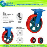 Kaiston Manufactured Heavy duty casters