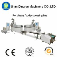 pet chews processing line