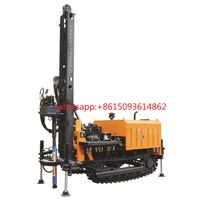 KW180 water well drilling rig thumbnail image