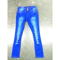 Women Jeans Stock From China thumbnail image