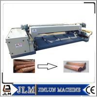 8 feet 2600mm CNC wood log tree debarker machine for making veneer