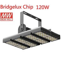 120W LED Tunnel Light with Bridgelux Chip&Meanwell Driver