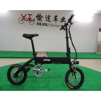 popular electric foldable bicycle