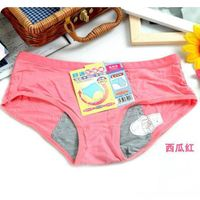 Modal physiological menstrual pants the night with no trace of leak-proof cotton underwear women sex thumbnail image