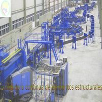 STRUCTURAL SECTION  WELDING LINES