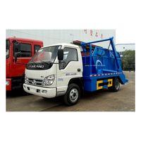 Forland 2 Ton Skip Loader Garbage Transport Truck thumbnail image