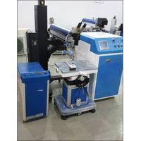Injection mold repairing laser welding machine