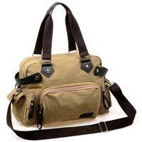 fashion men's canvas sling bag,handbag 2014 thumbnail image