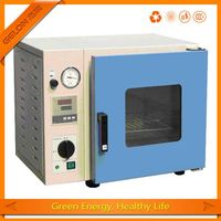 Small Vacuum Oven for Lithium battery laboratory thumbnail image
