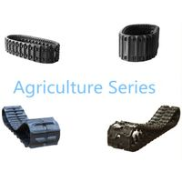 Rubber track Kubota agriculture harvester replacement parts thumbnail image