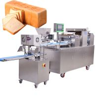 SY-860 Automatic Filled Bread Making Machine Production Line