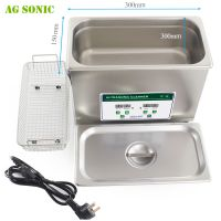 AG SONIC Dual Frequency Ultrasonic Cleaner 28 + 40 KHz for Different Parts thumbnail image