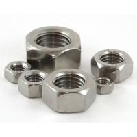 titanium hex nuts thumbnail image
