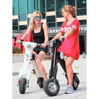 Smart cheap electric mini scooter folding electric scooter 350W/500W