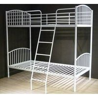 power coating metal bunk bed for bed room