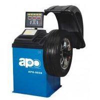 Passenger Car Wheel balancer APO-9028(Latest advanced technology with high-precision stick-on weight