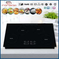 4 burner electric induction cooker