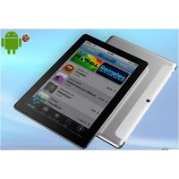 P105, 10.1'' inch 3G android tablet, Quad-core, 1280*800 IPS, G+P, 1+8G, dual camera 0.3+2MP,  metal