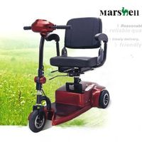 Electric Mobility Scooter with CE certificate  DL24250-1(China) thumbnail image