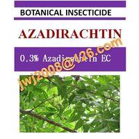 0.3% Azadirachtin SL, biopesticide, natural organic botanical miticide