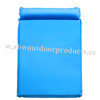 Two Person Inflatable Camping Sleeping Mat&Tent Mattress